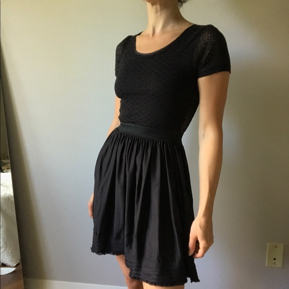 UO little black dress